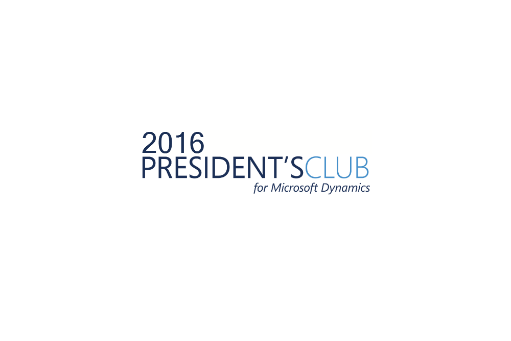 6 - Partner - Presidents Club 2016