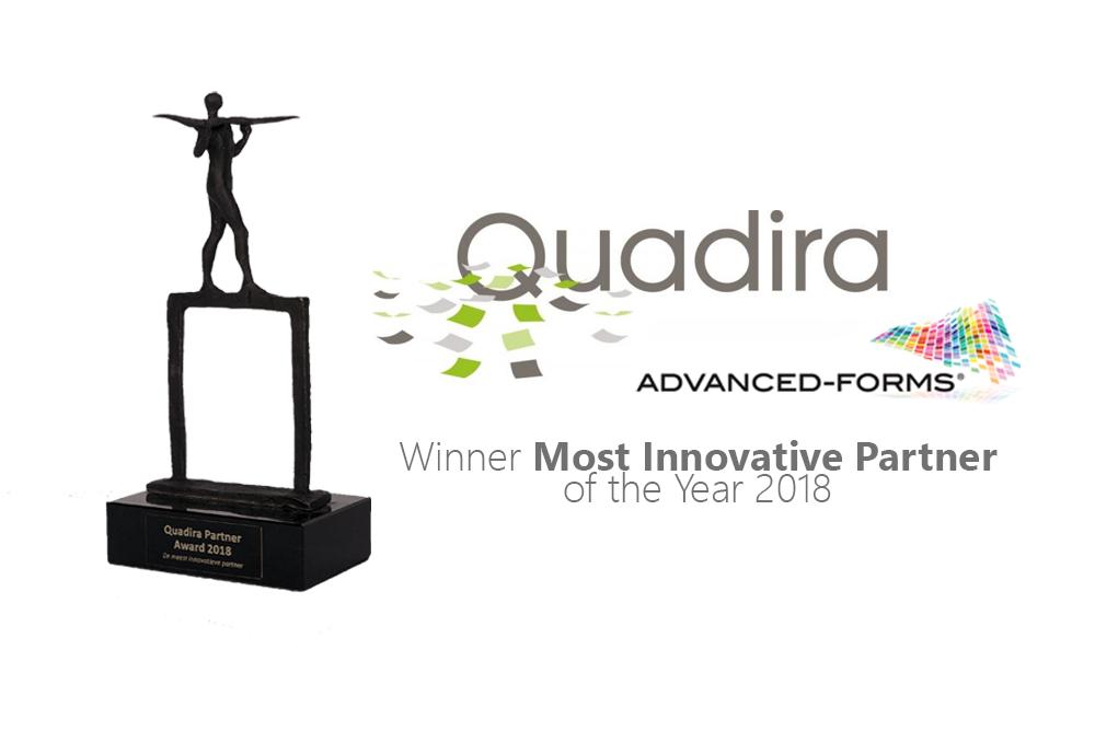 9 - Partner - Quadira Most Innovative Partner