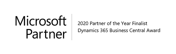 ABC E BUSINESS is Partner of the Year Finalist 2020