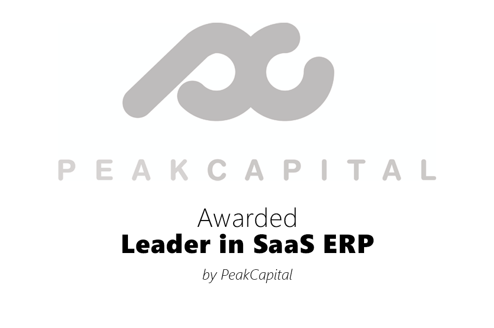 Awarded by PeakCapital