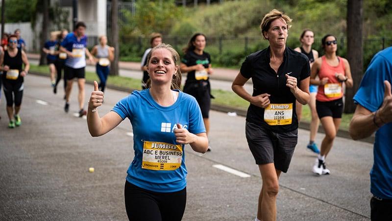 Merel - Marathon Eindhoven ABC E BUSINESS