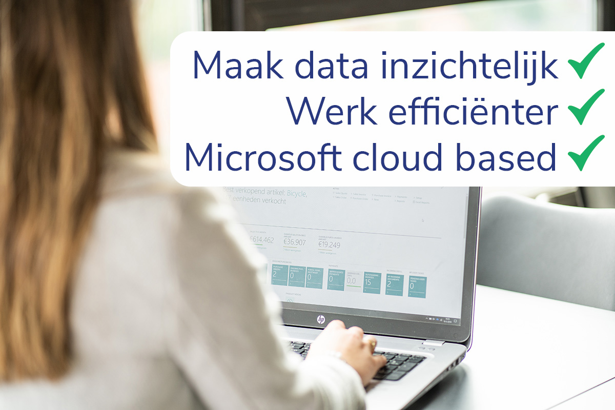 Microsoft Dynamics 365 Business Central demoaanvraag